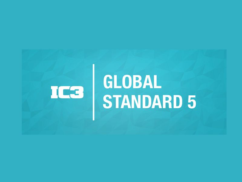 IC3 Global Standard Five